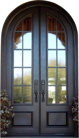 round top double entry doors home decor laux us